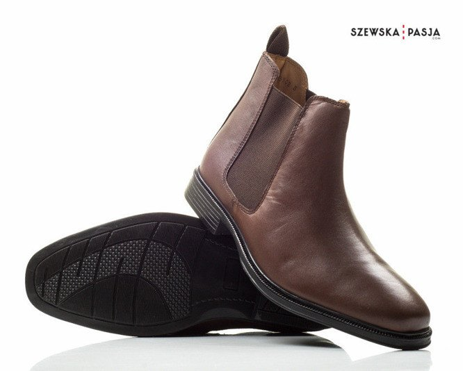 Classic leather Chelsea Jodhpur boots for men | Men's footwear ...