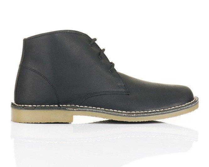 Classic leather Chelsea Jodhpur boots for men