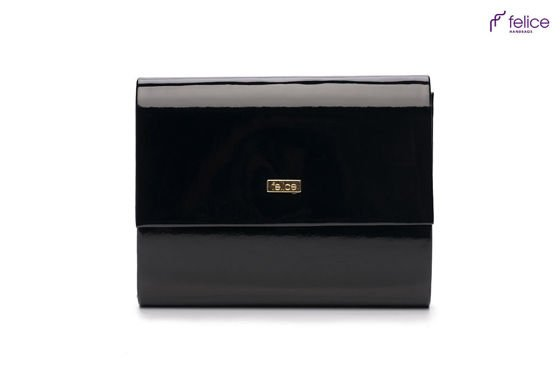 Women's Clutch bag Felice F14 Black | Women`s Handbags \ Small ...