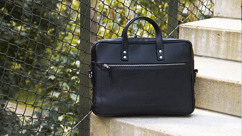 Introduce Solier new laptop bags!
