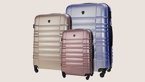 New suitcase models in sale!