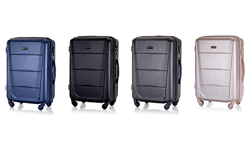New ABS luggage collection in sale!