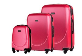 LUGGAGE SET | STL310 ABS CORAL