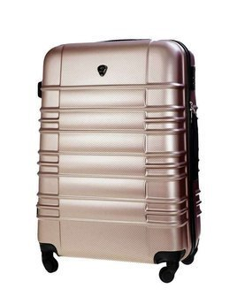 SUITCASE L | STL838 ABS CHAMPAGNE