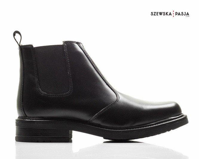 Classic leather Chelsea Jodhpur boots