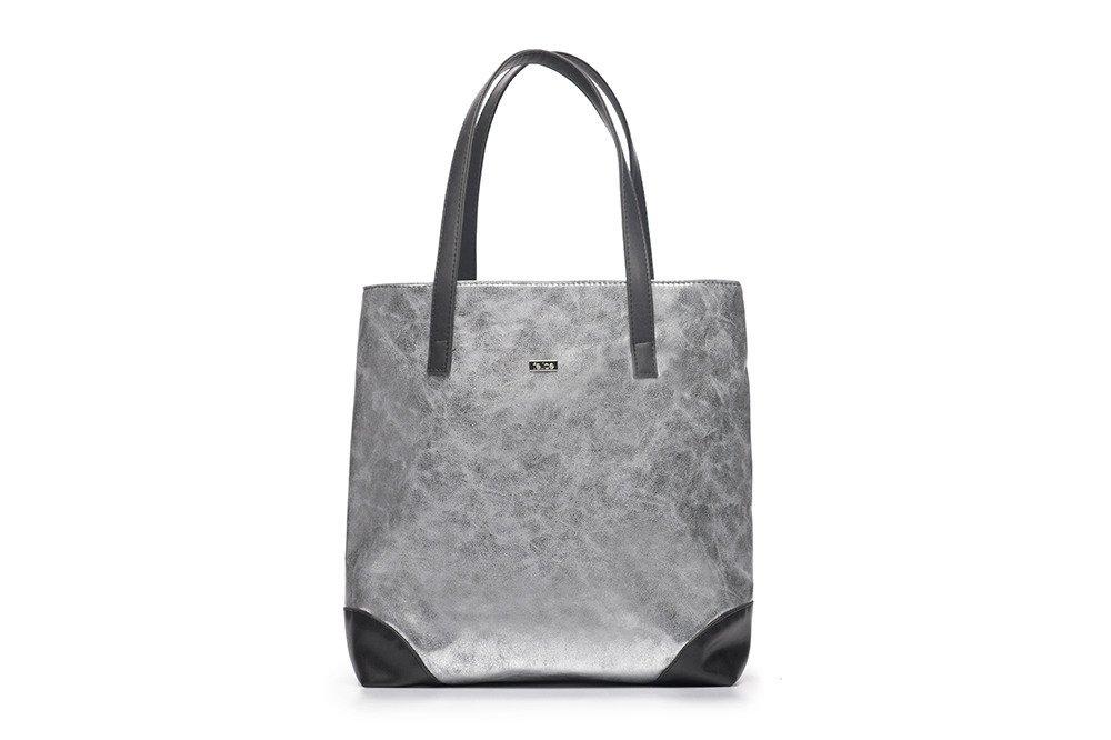 d953060e639ec Shopper bag Felice Verona Uno - silver - online wholesale platform ...