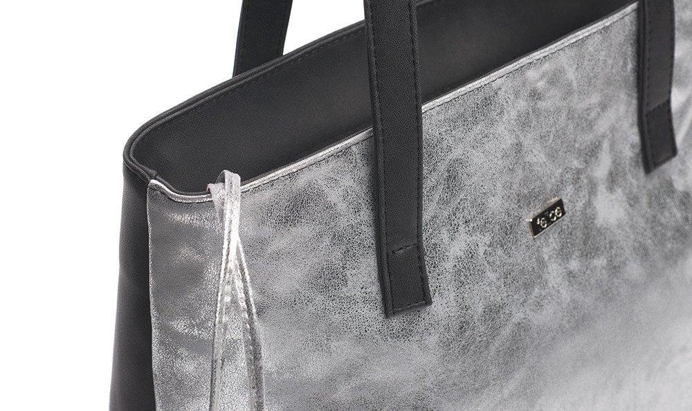 Shopper bag Felice Verona Uno - silver - online wholesale