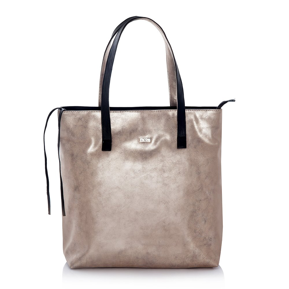 07d47edade3bf Shopper bag Felice Verona - gold - online wholesale platform Merlitz