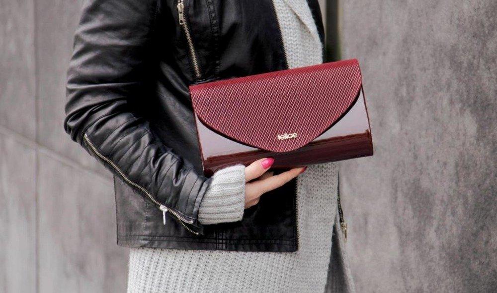 Women S Clutch Bag Felice F15b Black