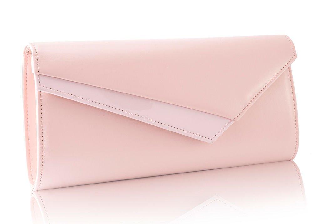 Women S Clutch Bag Felice F17 Light Pink Online Whole