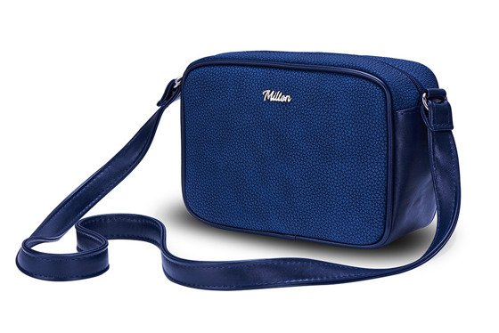 Crossbody bag Milton ML01 Navy