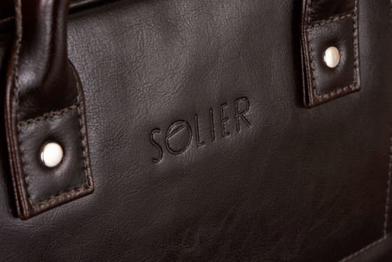 GENUINE LEATHER SHOULDER BAG SL21 BELFAST