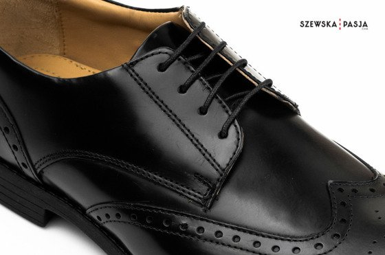 Gibson brogue shoes - Oxford Style - genuine leather