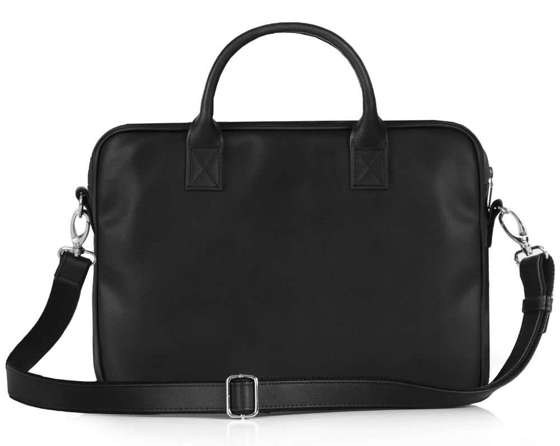 MEN'S SHOULDER BAG SOLIER S33 CARLOW BLACK