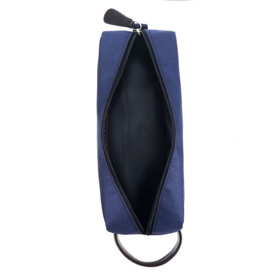 Material men's beauty bag SOLIER SK03 Navy