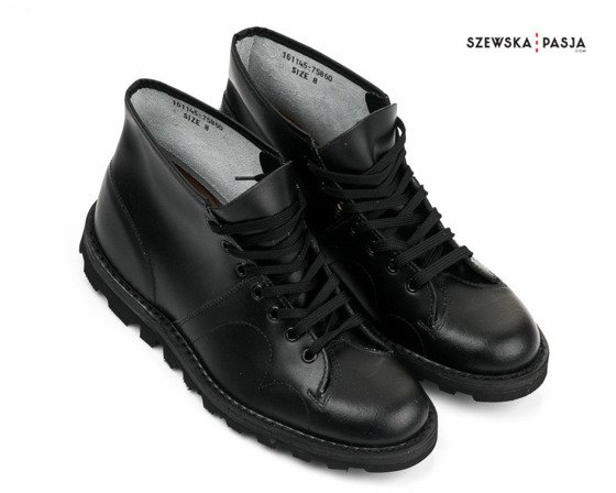 Men's stylish leather Chukka shoes / boots MONKEY SHOES