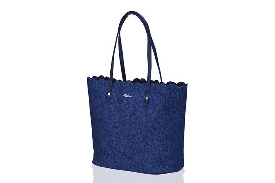 SHOPPER BAG MILTON ML05 NAVY
